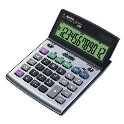 CNN8507A010 - CANON 8507A010 BS1200TS Solar amp; Battery-Powered Calculator by Canon