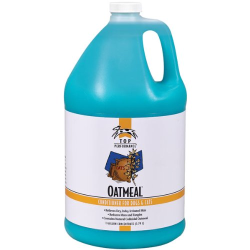 Top Performance Oatmeal Pet Conditioner, 1-Gallon, My Pet Supplies