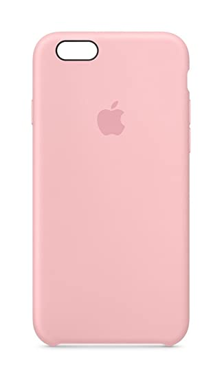 Apple MLCU2ZM/a Carcasa de Silicona iPhone 6/6S - Rosa ...