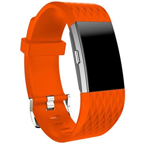 Fitbit Sunfei Fashion Silicone Bracelet