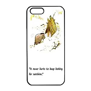 Iphone 5 Case,Hard PC Iphone 5 Protective Case for Ultimate Protect iphone 5 5s with Winnie the Phooh by Maris's Diaryby Maris's Diary