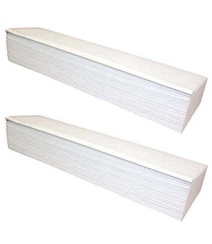 2 Compatible Replacements for Aprilaire 401 Air Filter Fits Space-Gard 2400, by Think Crucial