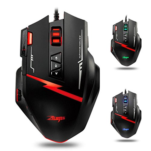 Waymine Mini Portable Gaming Mouse 7000 DPI 13 Programmable