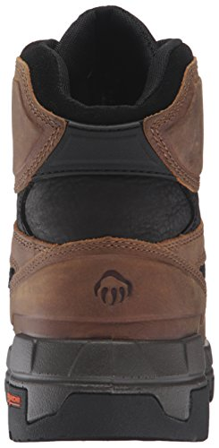 Toe Shoe Legend Comp Waterproof Wolverine 6 Tan Men's Work Inch ZwxUpYp