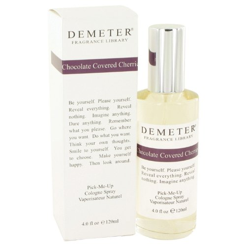 Demeter by Demeter Chocolate Covered Cherries Cologne Spray 4 oz -100% Authentic