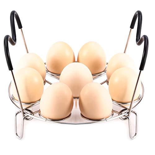 9-Holes Egg Steamer Rack Trivet