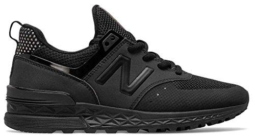 Sport per Sport colore modello donne Scarpe scarpe NEW Nero Nero Le Per marca Negro BALANCE WS574 BALANCE NEW le Donne BKG g55qv1pBxw