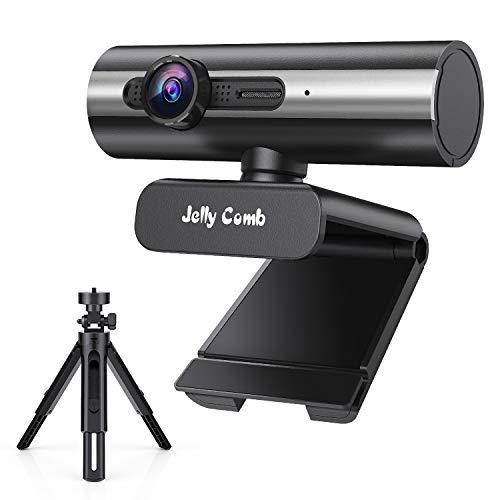 1080P Webcam with Tripod