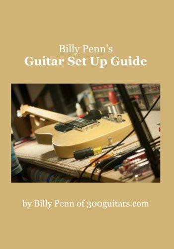 Instrument Player Set (Billy Penn's Guitar Set Up Guide)