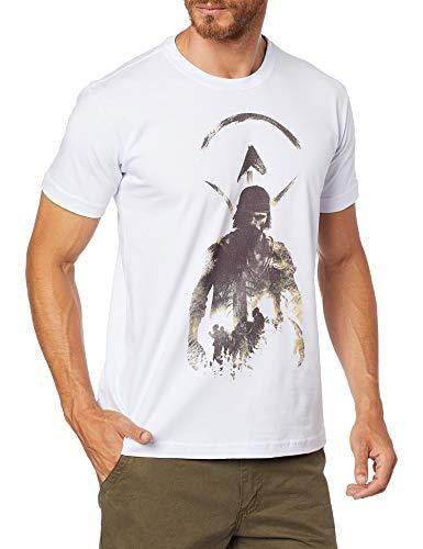 Camiseta Days Gone,Banana Geek,Masculino,Branco,M