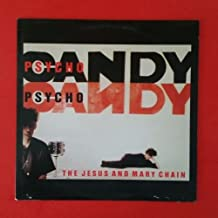 JESUS AND MARY CHAIN Psychocandy LP Vinyl VG++ Cover VG+ 1985 Reprise 1 25383