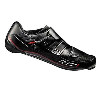 Shimano SH-R171 Cycling Shoes - Men's Black, 44.0