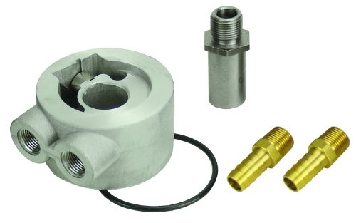 (Derale 15730 Thermostatic Sandwich Adapter Kit)