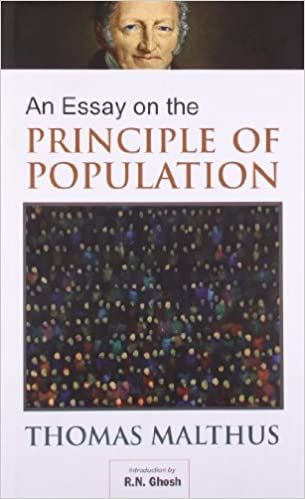 An Essay On The Principle Of Population Volume  Thomas Robert  An Essay On The Principle Of Population Volume  Thomas Robert Malthus  Introduction By Rn Ghosh  Amazoncom Books