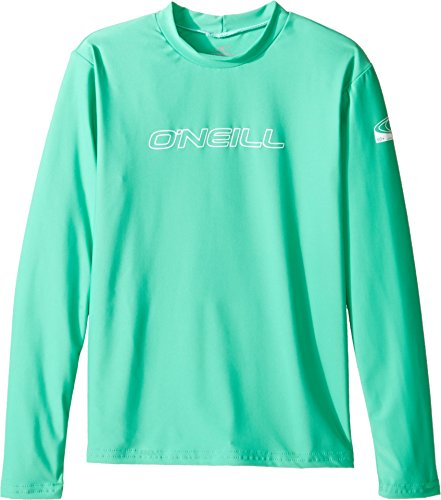 O'Neill Wetsuits UV Sun Protection Youth Basic Long Sleeve Sun Shirt Rash Guard Tee