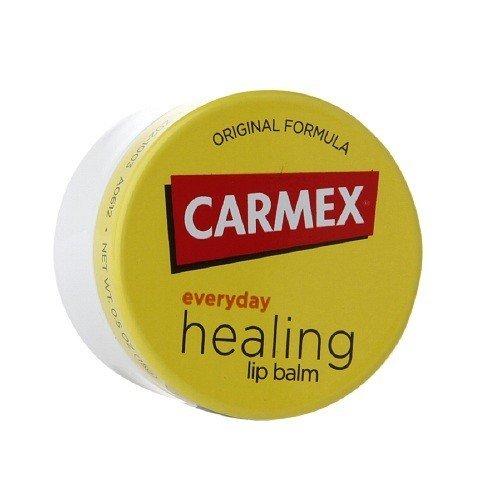 3x CARMEX Lip Treatment - Lippenbalsam im TIEGEL - aus USA