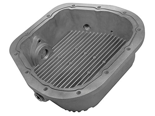 (aFe Power 46-70150 Ford F-150 Rear Differential Cover (Raw; Street Series))