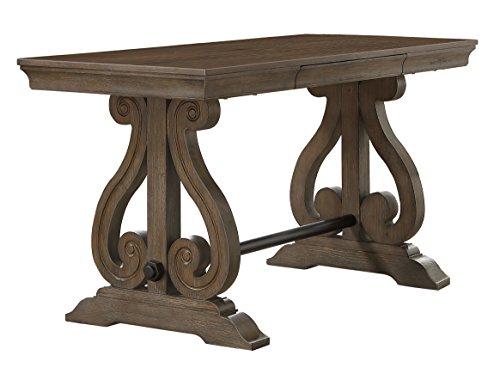 Homelegance 5438-15 Writing Desk with Hidden Drawer, 60