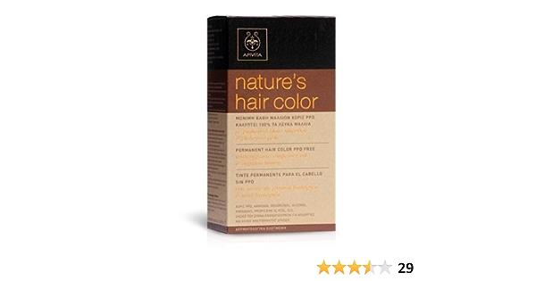 Tinte de coloración para el cabello, de Apivita (24 colores ...