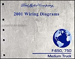 2001 Ford F650 F750 Medium Truck Wiring Diagram Manual Original 2006 Ford Truck Wiring Diagram 2004 Ford F 650 Wiring Diagrams On 2001 Ford F650 F750 Medium Truck Wiring Diagram Manual Original