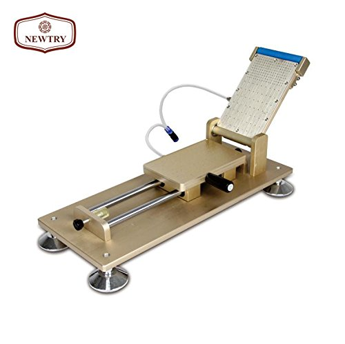 NEWTRY Manual Dry Glue Laminating Machine Universal OCA Laminating Machine for Mobile Polarizer Manual Laminating Machine No Need Extral Air compressor Machine Universal OCA Laminator TBK-751