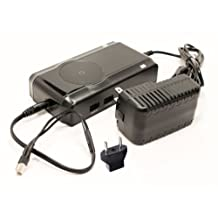 Bosch 24V Battery Charger Replacement with EU Adapter - Compatible with Bosch BAT030, 11524, 1645, GBH-24V, GBH24V, 3924-24, 52324, 13624, 12524, 1660, PSB24VE-2, BAT240, BAT031, 2 607 335 280, 2607335561, 2607335537, 2607335445, 2607335280