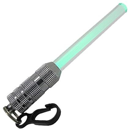 Scuba Diving Free Dive Spearfishing Safety Mini LED Flashing Light Stick w//Clip
