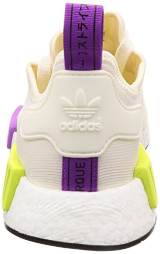 Homme r1 Yellow Beige semi Nmd Adidas Derbys Solar chalkwhite chalkwhite tOwRatq5B