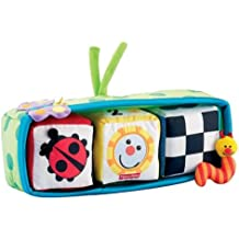[Patrocinado] Fisher-Price Milagros y Hitos–Mix and Match bloques