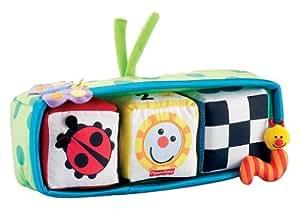 Fisher-Price - la infancia de juguetes - Cubos significado y colores (Mattel)