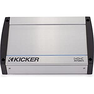 Kicker 40KXM400.4 Marine Amplifier KXM400.4 Amp 400W (Certified Refurbished)