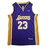 NAPOTCTT Youth Los Angeles #23 James Swingman Jersey Shirt - Icon Edition