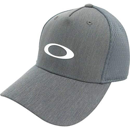 Oakley Men's BG Game Cap Adjustable Hats,One Size,Athletic Heather Grey - Adjustable Game Cap