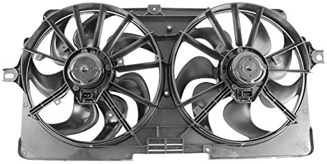 Dual Radiator and Condenser Fan Assembly Spectra CF11001