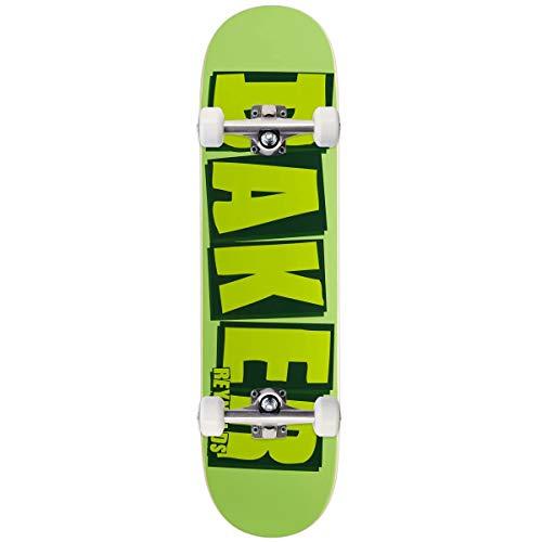 """Baker Reynolds Brand Name B2 Skateboard Complete - Green - 8.125"""""""