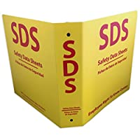 SDS Center - Bilingual Right to Know Station - open binder