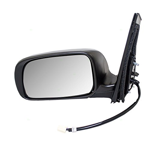 Drivers Power Side View Mirror Heated Replacement for Toyota 87940-47101 AutoAndArt
