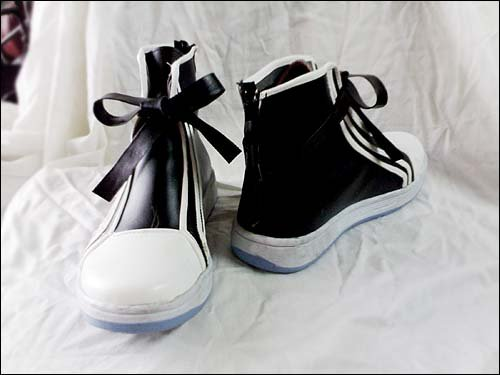 Shoes Lockhart Tifa Cosplay FF7 Made Boots VII Final Fantasy Custom CqZTg