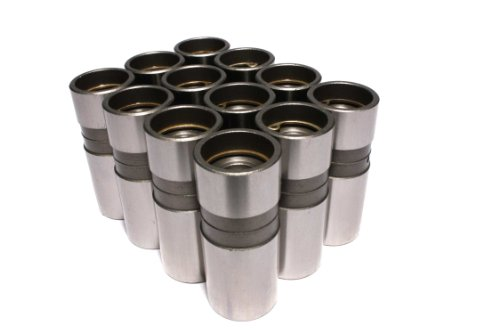 COMP Cams 2900-12 Performance Series Solid/Mechanical Lifter for Small and Big Block Chevy, (Set of 12)