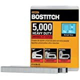 BOSTITCH BTA706-5C Heavy Duty Construction Staples, 3/8 x 2/5-Inch, 5000-Pack