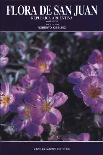 San Juan Argentina - Flora de San Juan - Argentina (Spanish Edition)