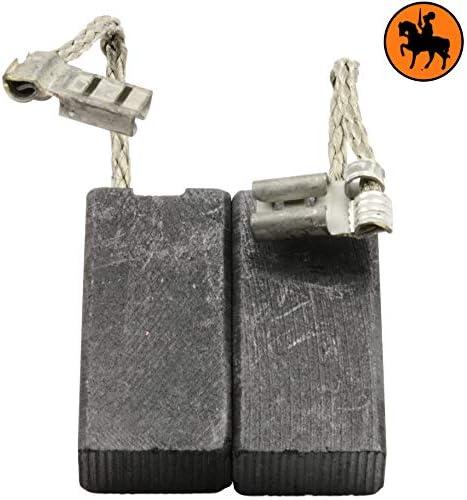 Balais de Charbon Buildalot Universal bu/_8719468501531 pour Outils /Électriques 0,28x0,49x1,02 7x12,5x26mm