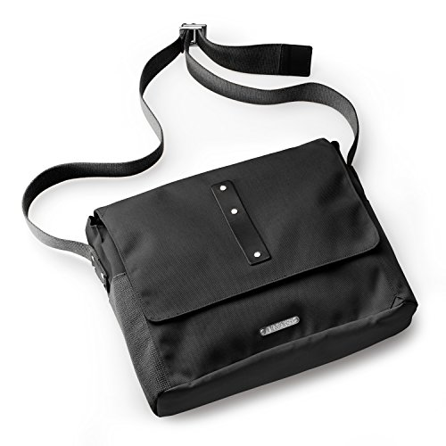 Brooks Euston Shoulder Bag Medium black 2017 Tasche