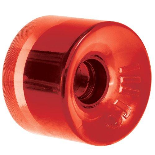 Ruedas de skate OJ Wheels Hot Juice (rojo transparente, 60 mm)