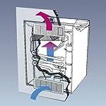 41To8CJ57tL. SS150  - DOMETIC Lüftungsgitter unten für Kühlschränke LS 200 Lüftung Wohnwagen Lüftung Kühlung Gitter -
