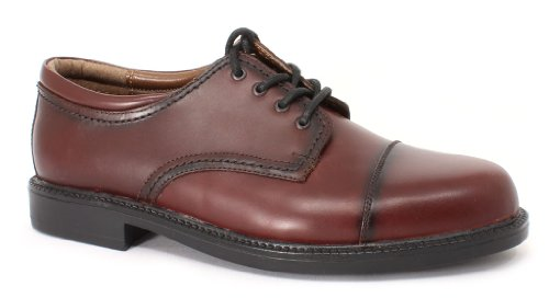Dockers Men's Gordon Cap Toe Oxford,Cordovan,10.5 M US (Leather Shoes For Men)