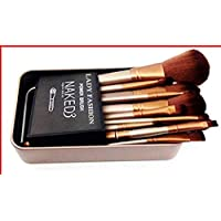Domestiq Urban Decay naked 3 makeup brush set of 12
