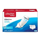 vent aire playtex - Playtex Baby Ventaire Anti Colic Baby Bottle, BPA Free, 9 Ounce - 5 Pack