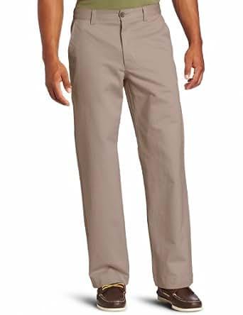 Dockers Men's Straight Fit Pant, British Khaki, 28x32