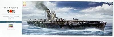 HAS40030 1:350 Hasegawa IJN Aircraft Carrier Junyo [MODEL BUILDING KIT]